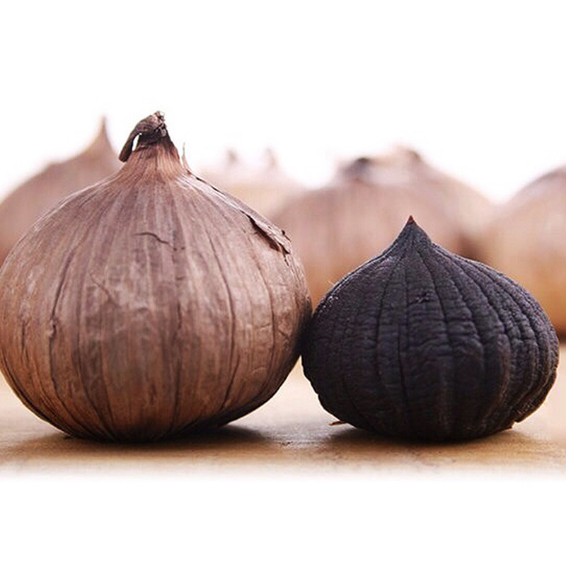 Good Taste Fermented Black Garlic 6 Cm Bulbs (150g/can)