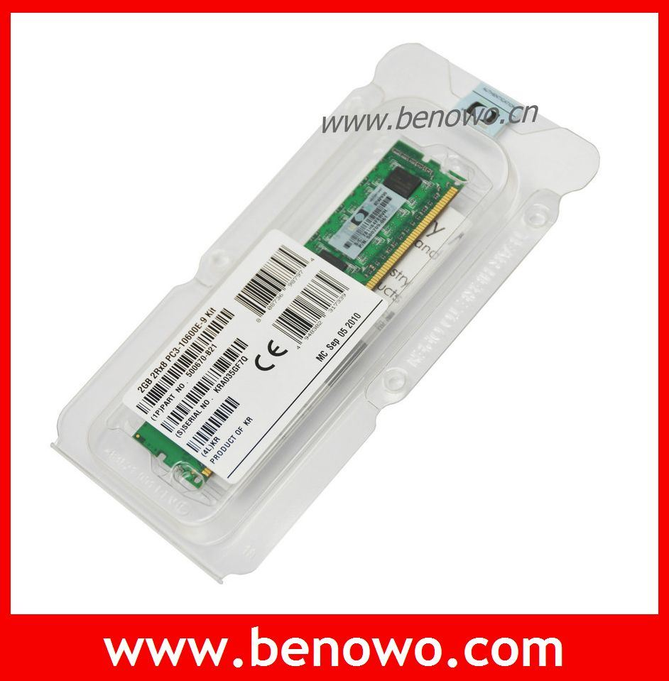 16GB Server Memory for HP Bl460c G6, G7, Dl360 G6, G7, Dl370 G6, G7, Dl380 G6, G7, Ml350 G6, G7, Ml370 G6