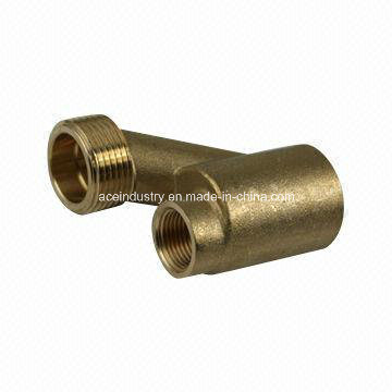 Various Sizes Brass Hose Fitting with Male / Female End