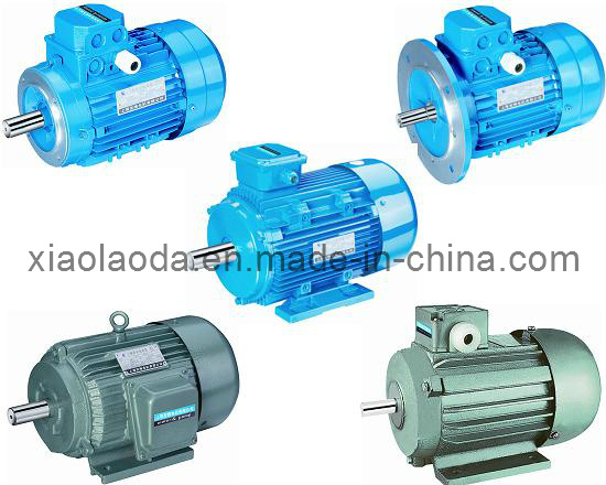 Three Phase Induction Motor / AC Motors with CE Approved