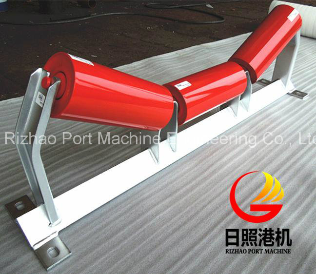 SPD Belt Conveyor Idler Roller, Gravity Roller, Steel Roller for Germany Market