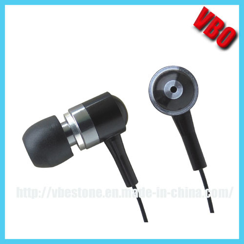 Classic Metal Headphone Earphone for MP3