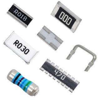 Resistors (Current Sensing, Ultra Precision Thin Film, MELF Resistor) Resistors