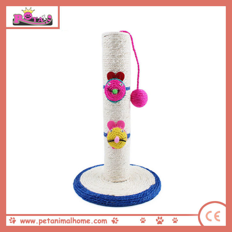Lovely Cat Tree with Cartoon Toy
