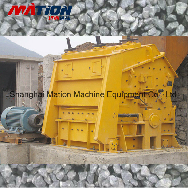 PF Series Impact Crusher for Cubic Shape