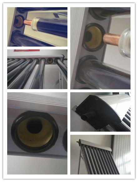 Split Heatpipe High Pressure Solar Collector FTP-58/1800