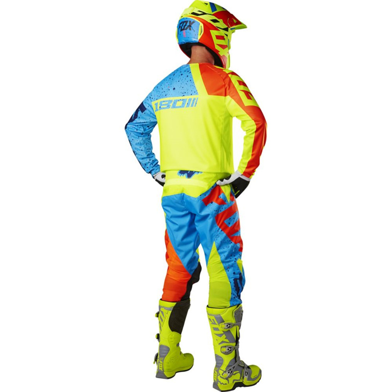 Yollow Custom Clothing Motocross Jerseys/Pants motorcycle Mx Gear (AGS02)