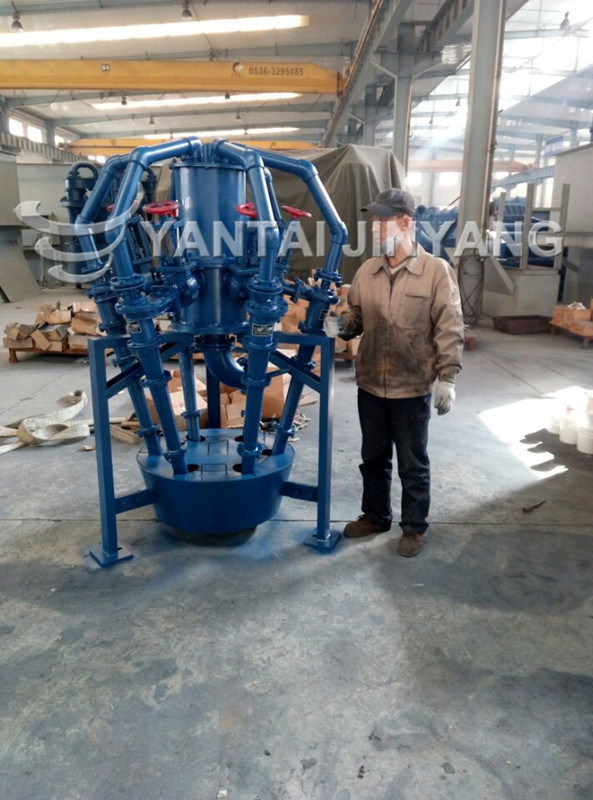 Power Plant Flue Gas Desulphurization Cyclone