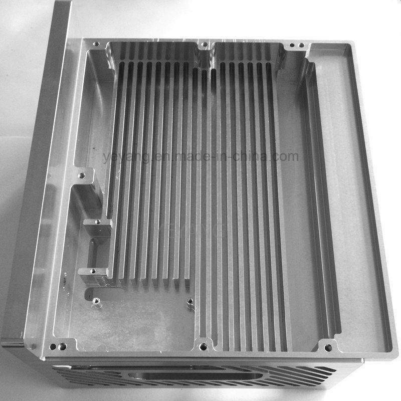 OEM Precision Milling Processing Service Aluminum CNC Machined Parts