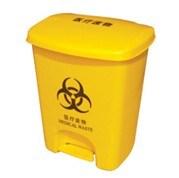 HDPE Hot! Plastic Pedal Trash Bin (FS-80025)