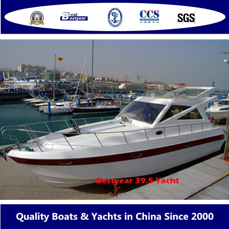 Bestyear Luxury Yacht of 39.5FT