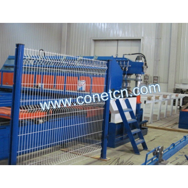 Dnw Series Fully Automatic China Wire Mesh Welding Machine