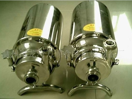 Sanitary Dairy Milk Pump/Equipment