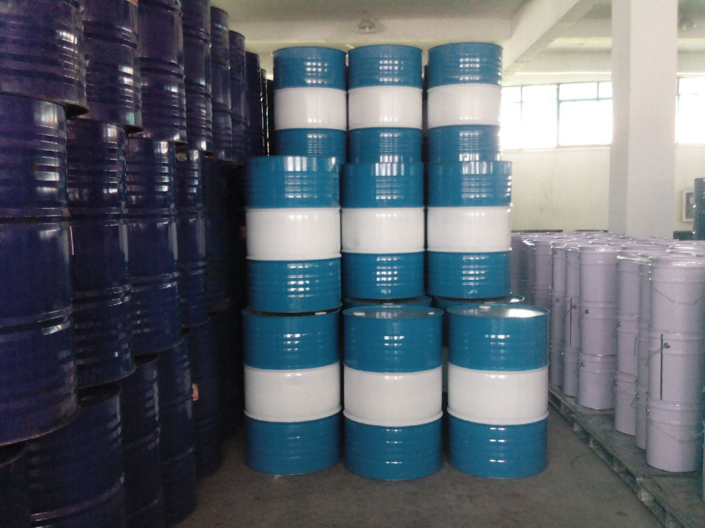 PU Binder for SBR Rubber Elastic Layer