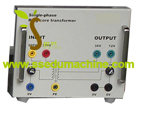 Transformer Trainer Transformer Teaching Equipment Industrial Training Equipment