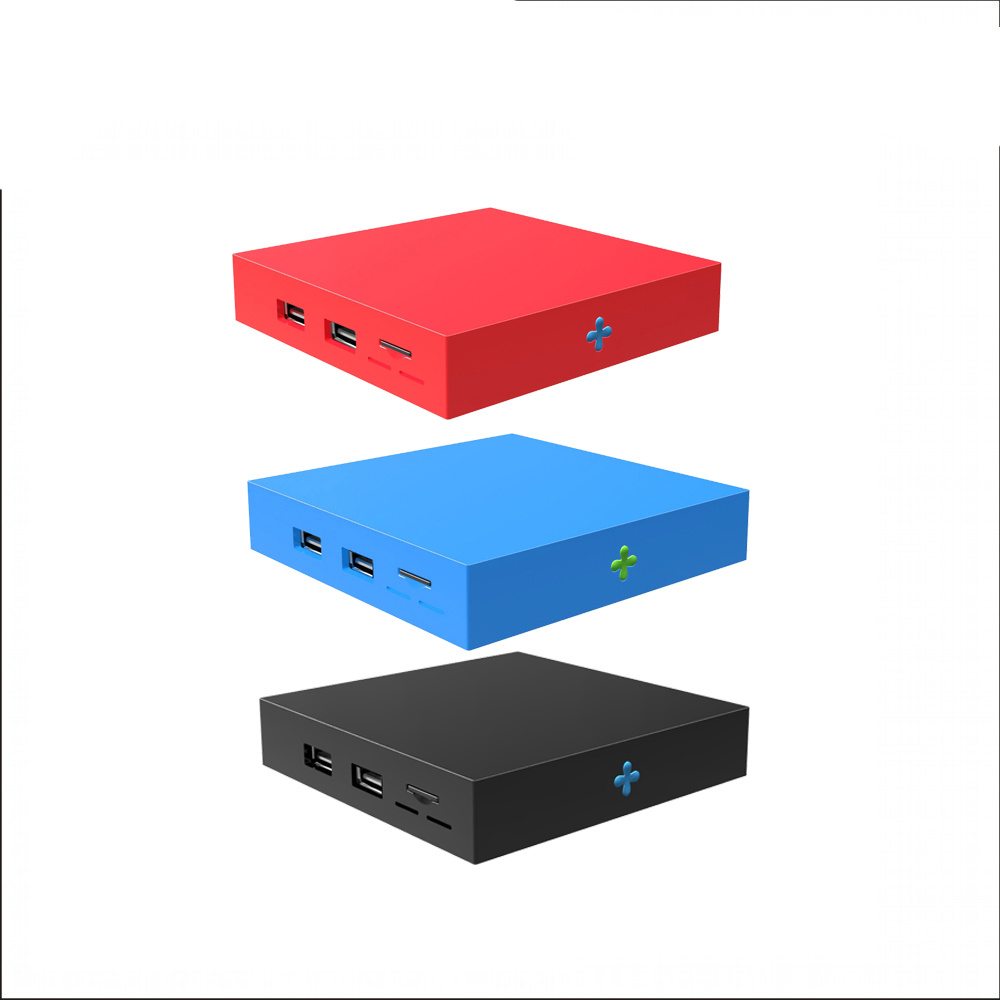Mini TV Box and Terrestial Amlogic X96 S905X Quad Core TV Receiver