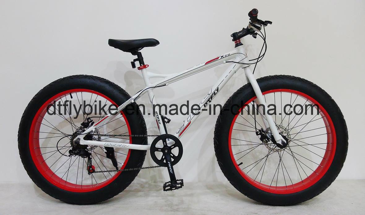 """Bike: 26""""Snow Bike, Fat Bike, with Shimano 7s"""