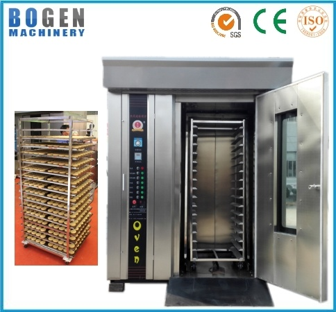 Pizza Oven Tunnel Oven Cookie Machine