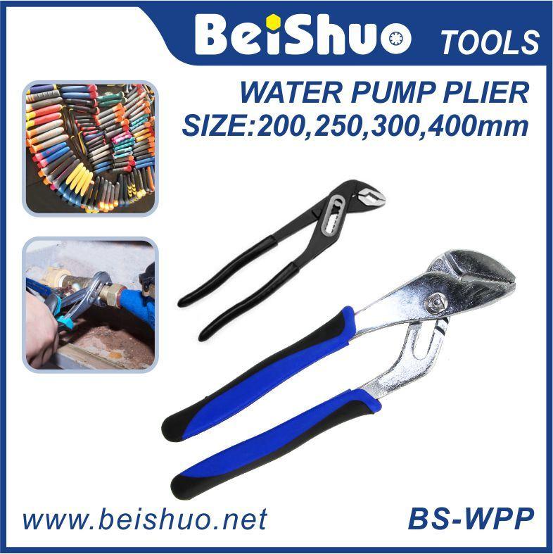 Factory Supply Adjustable Tongue Water Pump Plier