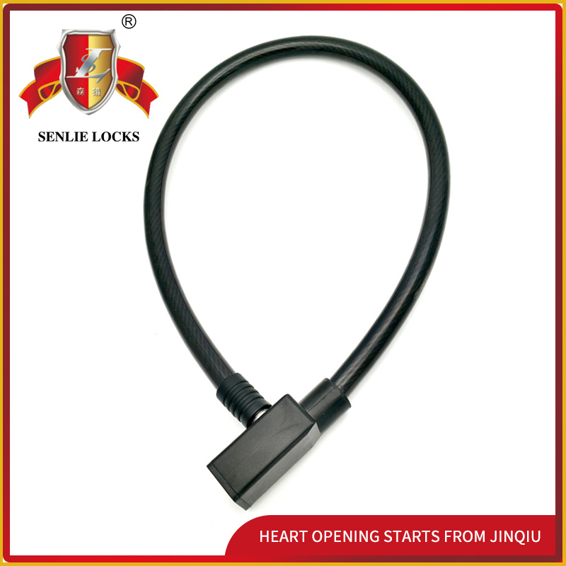 Anti-Theft Bicycle&Motorcycle Steel Cable Lock