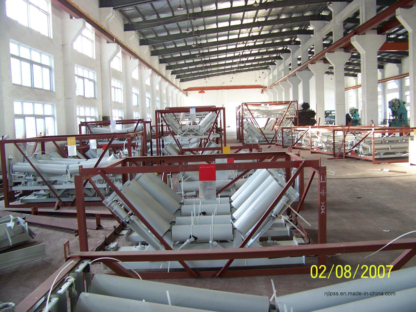 Carrier Self Aligning Roller Group for Belt Conveyor Zds-S-3