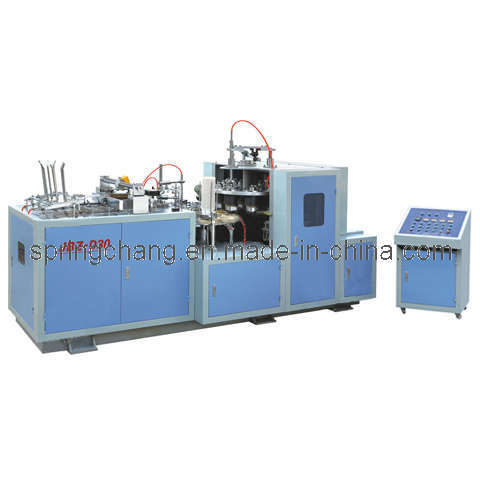 Paper Bowl Forming Machine (JBZ-D)