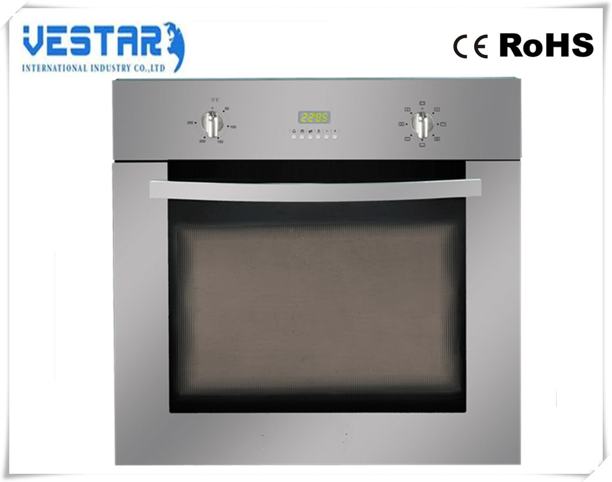 56L Electric Oven energy a Glass with 8 Fuction