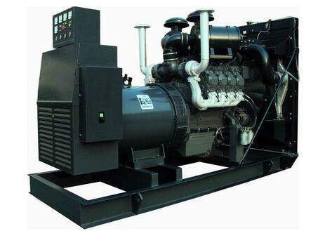 Deutz Diesel Generator Set with Stamford Alternator