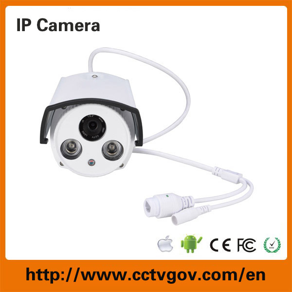 2015 Newest Array LED H. 264 Network IP Cameras with 30-40m IR Range