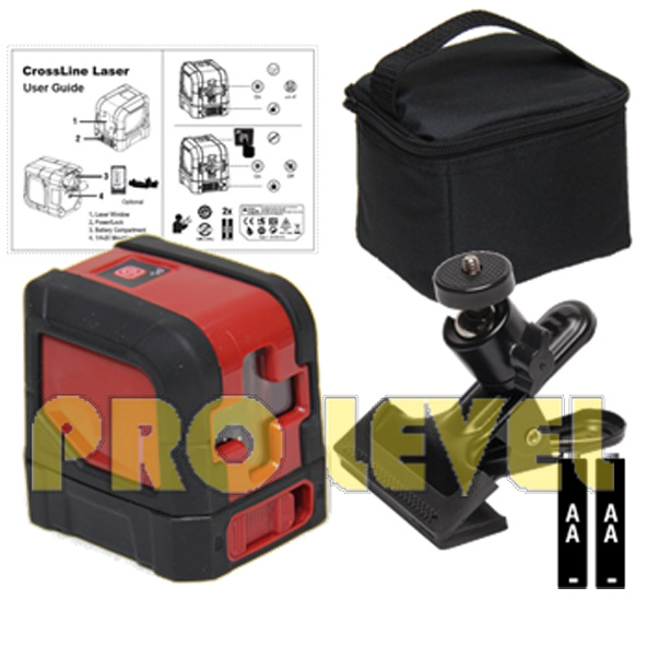 Cross Line Laser Level (R20 mini)