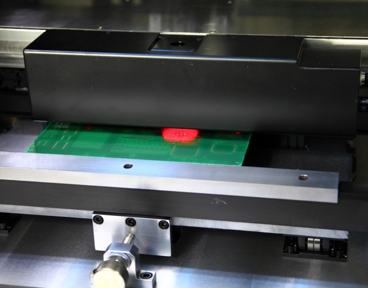 SMT Fully Automatic Screen Printer for LED