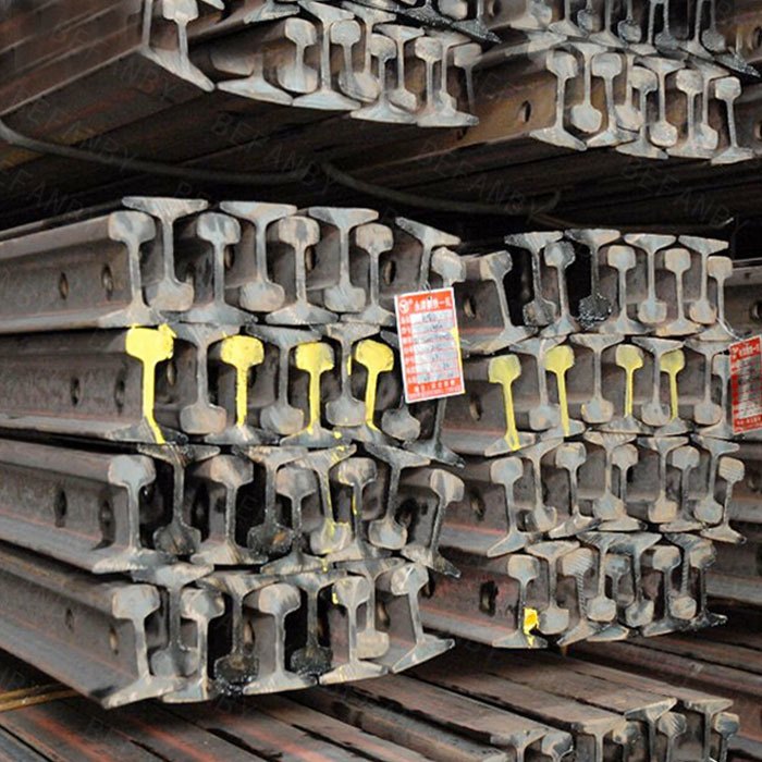Flexible Models Industrial Rail Track Used for Gantry Rail Crane