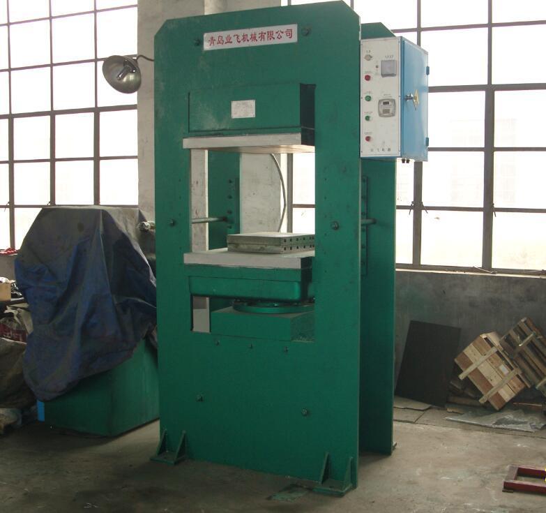 Automatic Hydraulic Press Rubber Vulcanizer Machine