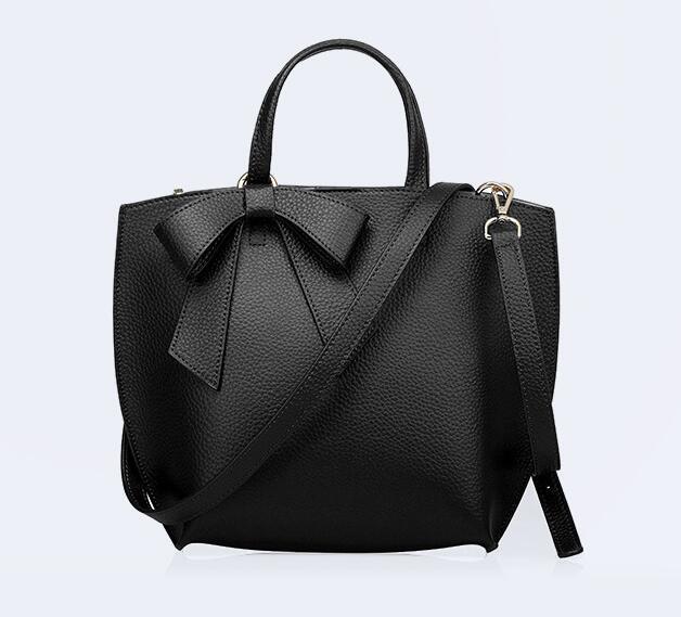 2017 Fashion Lady Designer Handbag Genuine Leather Women′s Food Bag Emg4766