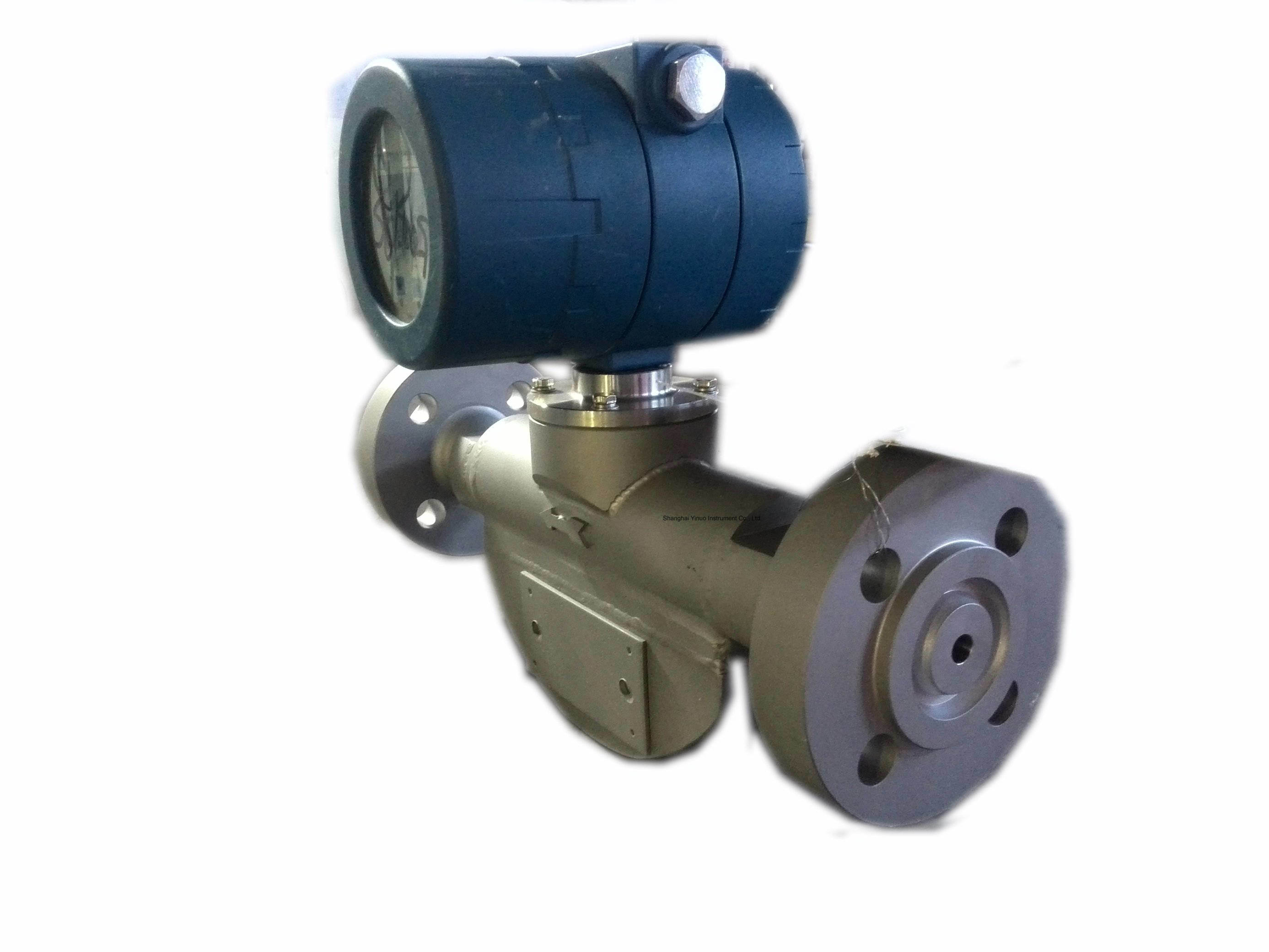 CNG Type Coriolis Mass Flowmeter with Ce Approval