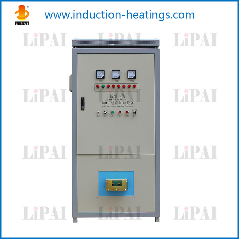 Super Audio Frequency Induction Heating Annealing Furnace for Wire Strands