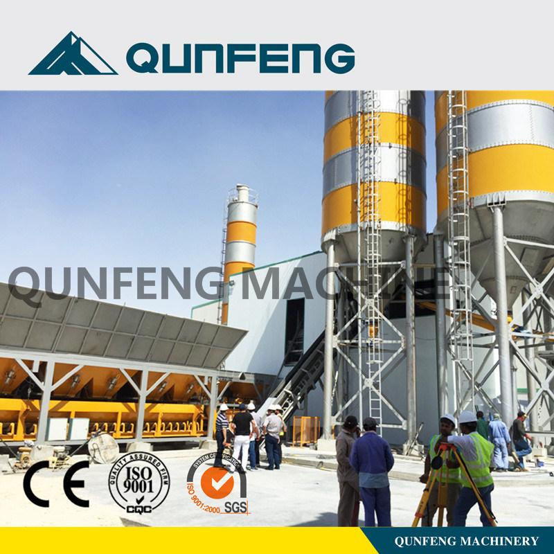 Concrete Batching Plant (HZS60)
