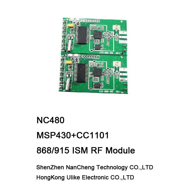 Msp430 Cc1101 868/915MHz RF Module Transceiver Module