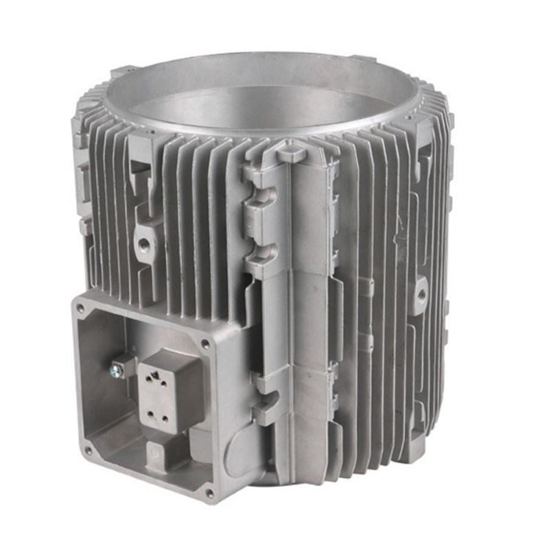 Aluminum Die Casting Electric Motor Housing
