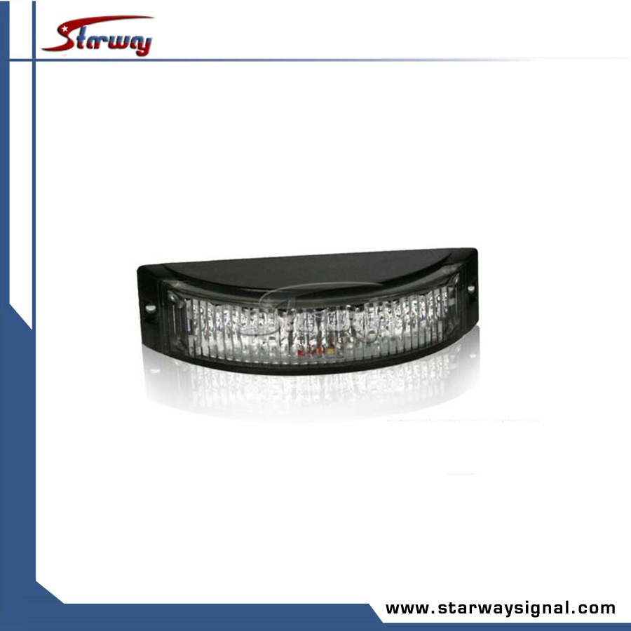 Grille & Surface Mounted LED Warning Lighthead