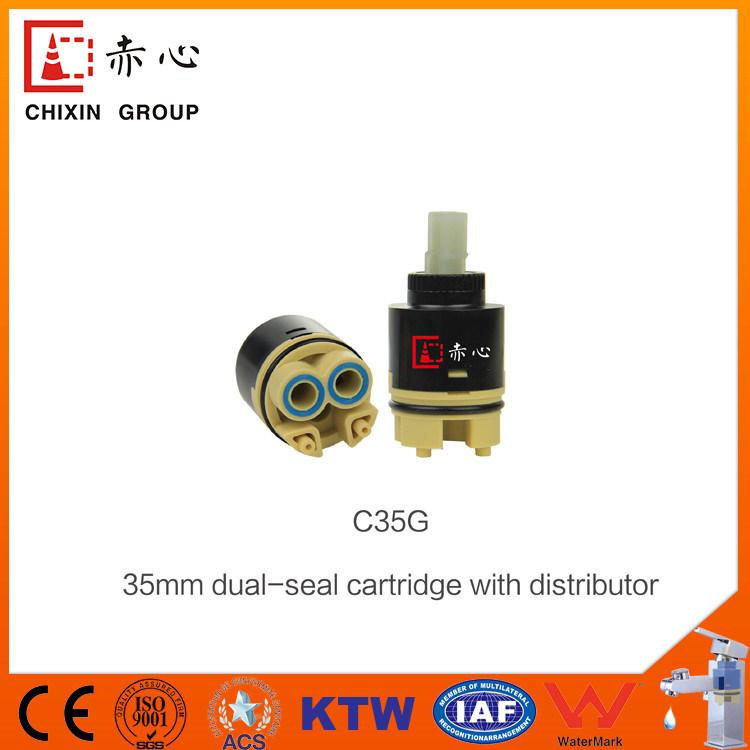 35mm Basin Ceramic Cartridge Anti Open
