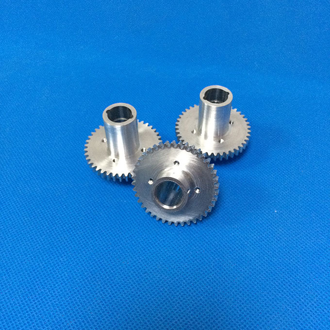 Anodized Aluminum CNC Machining Prototype Parts