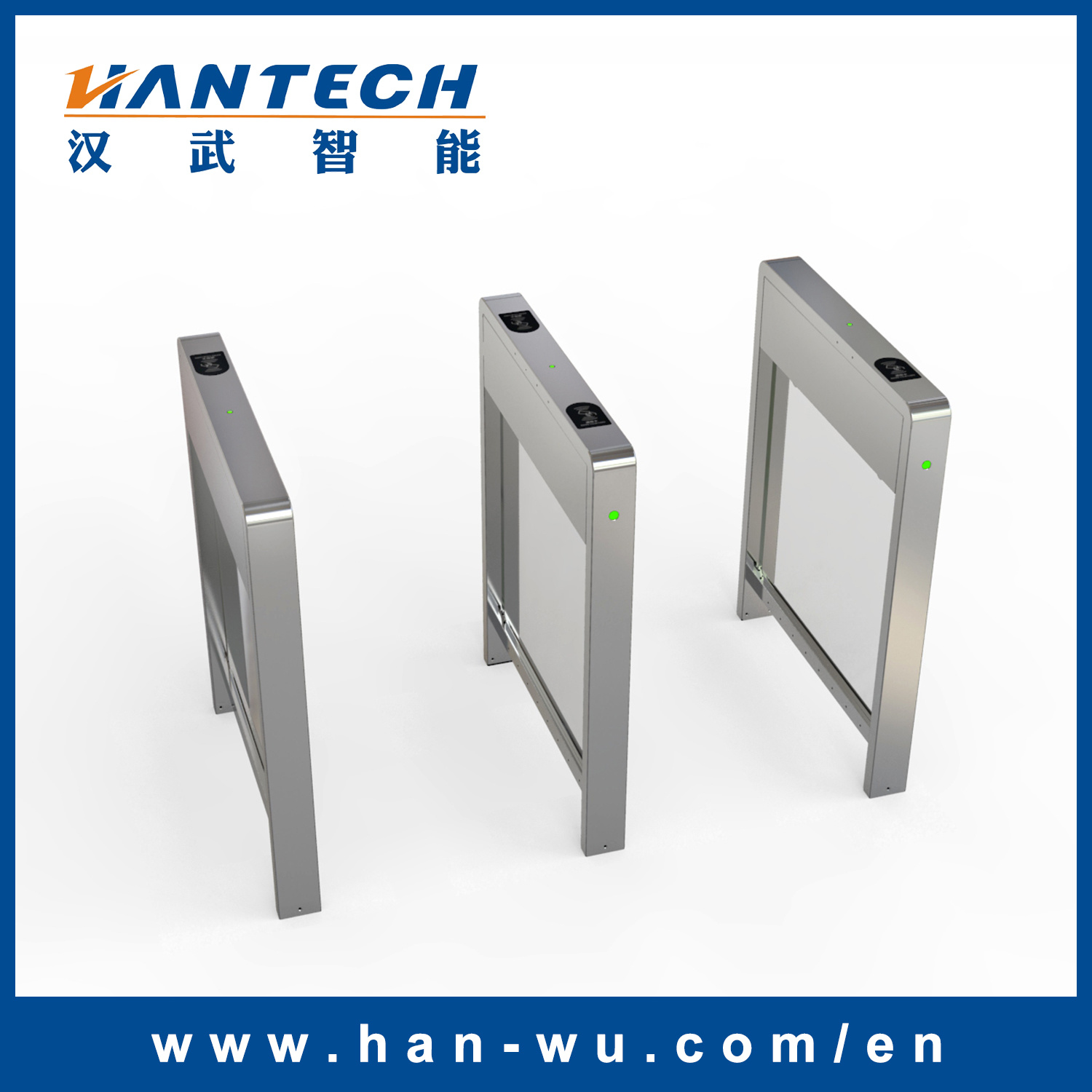 Sensor Speed Barrier for Wheelchair Accessible