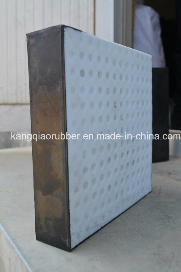 High Quality Elastomeric Bearing Pad for Bridge (Made in China)