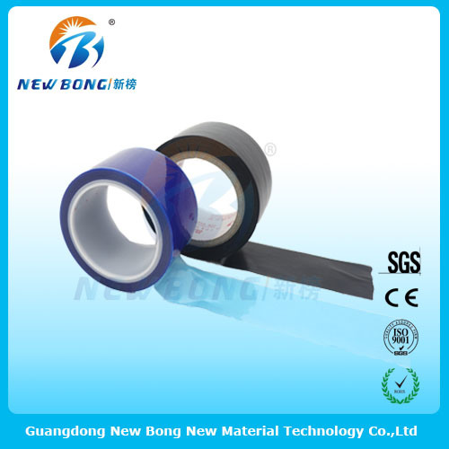 New Bong Black Color PVC Film for Aluminium for Plate