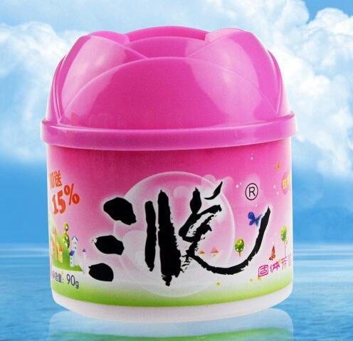 Long-Lasting Aroma Air Freshener (Rose scent)