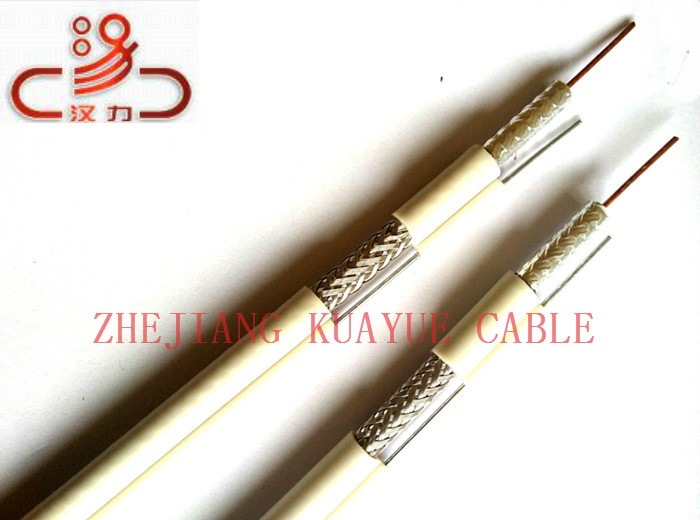RG6 Coaxial Cable/Computer Cable/Data Cable/Communication Cable/Audio Cable/Connector
