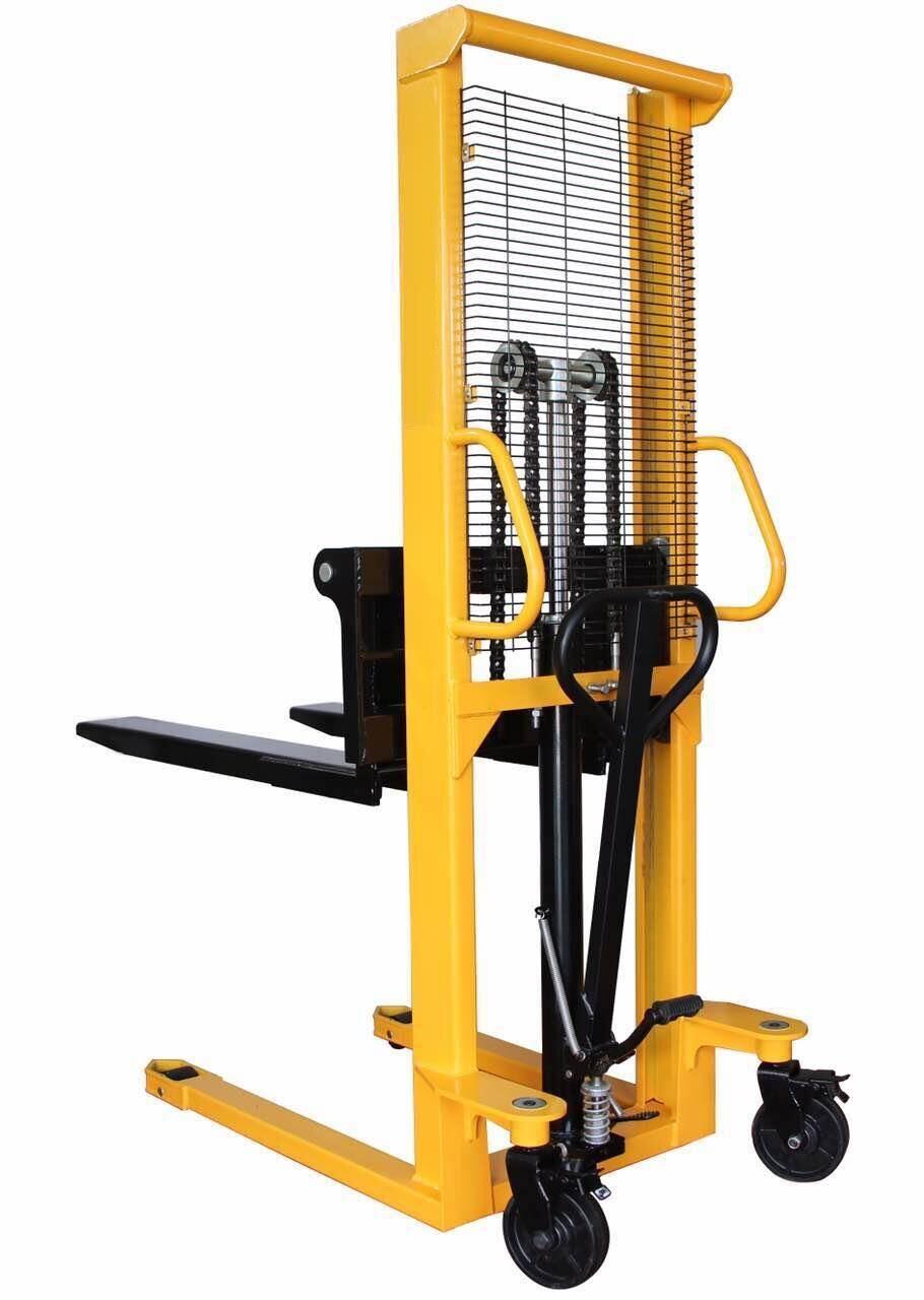 Hydraulic Hand Manual Stacker 1 Ton 1.6m