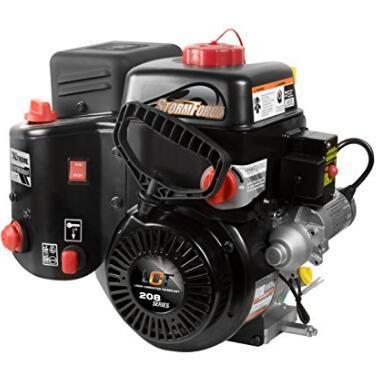 208cc Lct Snow Engine 3 Stage Snow Plow