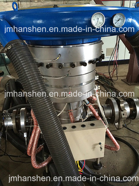New Type Blown Film Machine for Packing Film